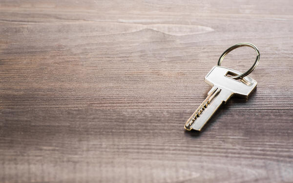 Rental Home Key