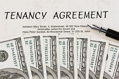 Tenancy Agreement with payment