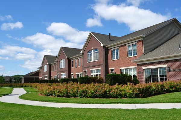 Suburban Luxury Townhomes-1